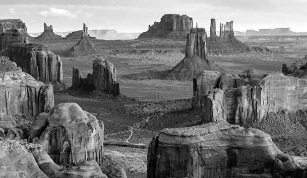 partir idee destination canyon usa