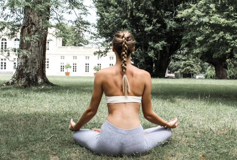 zen relaxation yoga