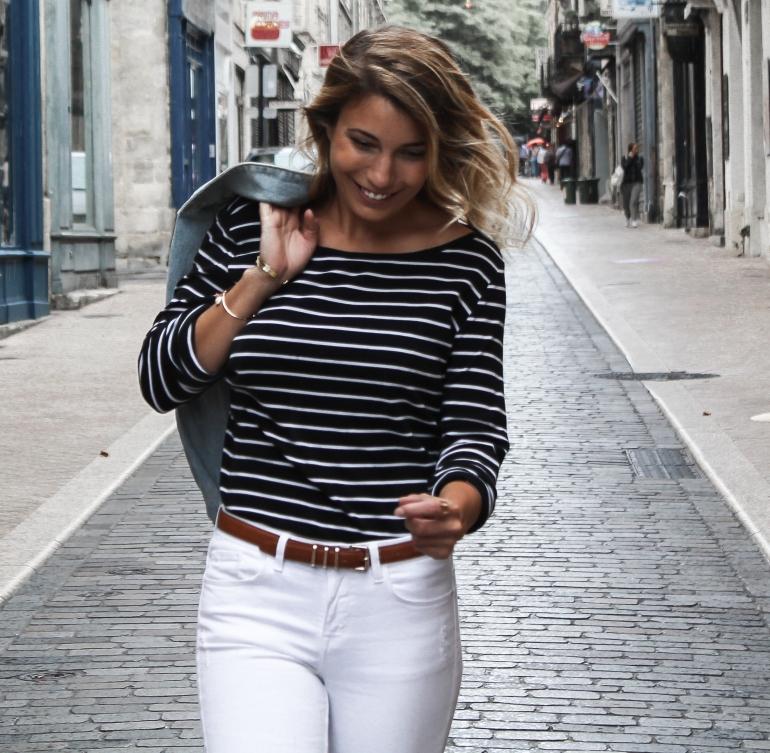jean blanc et marinière 10