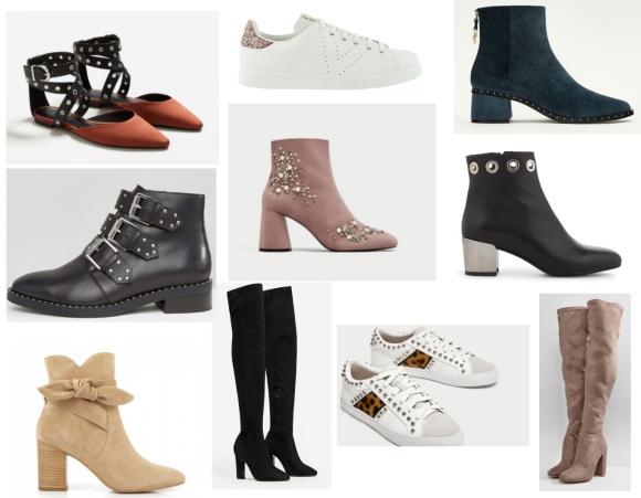 20 chaussures tendances pour cetautomne