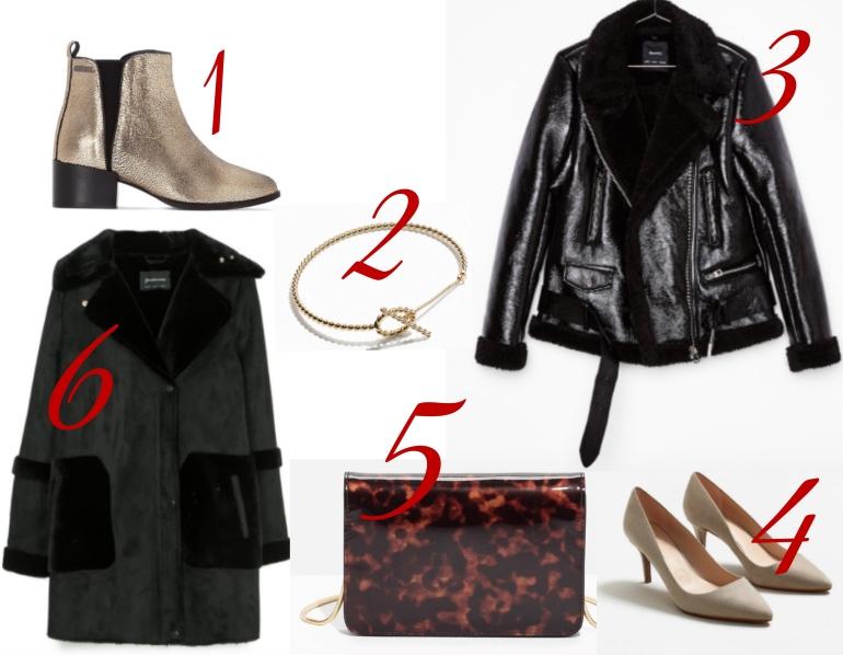 selection accessoires ret manteaux