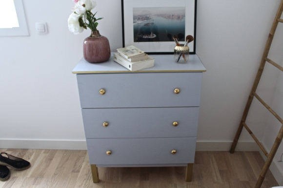 DIY: ma commode Tarva IKEA.