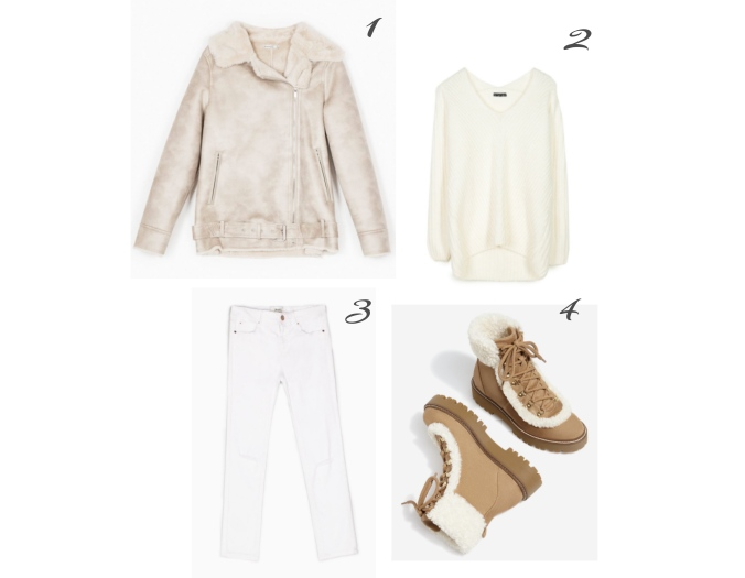porter un jean blanc en hiver 2